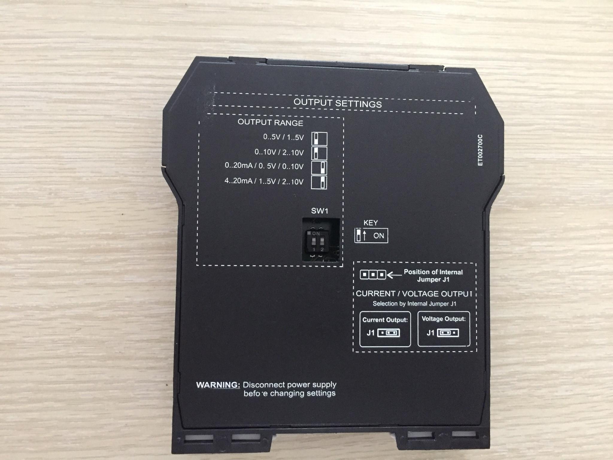 Công tắc Switch Bộ chuyển dòng 0-5A sang dòng 4-20ma Z201H Seneca