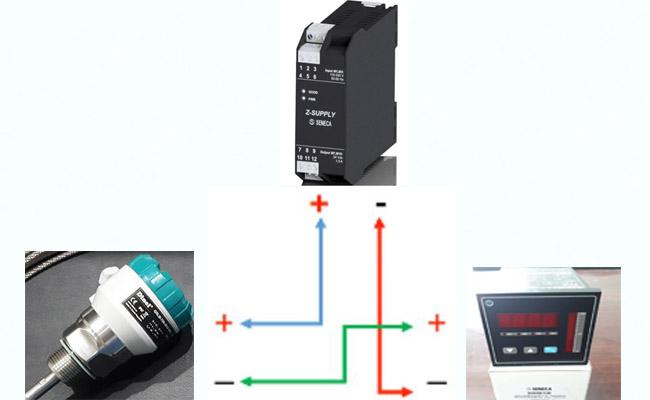 cách đấu dây cảm biến đo mức nước