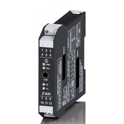 Bộ chuyển đổi analog sang modbus 8 kênh Z-8Ai