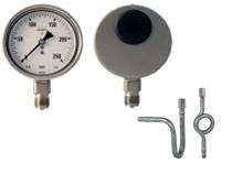 Đồng hồ đo áp suất nhiệt độ cao