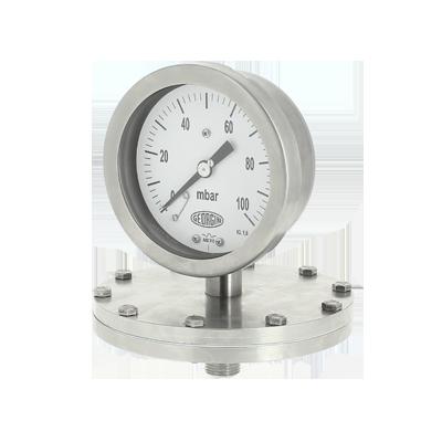 đồng hồ áp suất màng Georgin