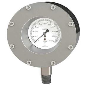 đồng hồ áp suất đáy biển