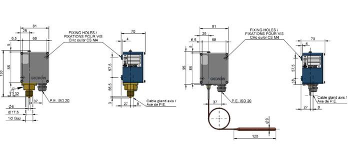 công tắc áp suất khí georgin