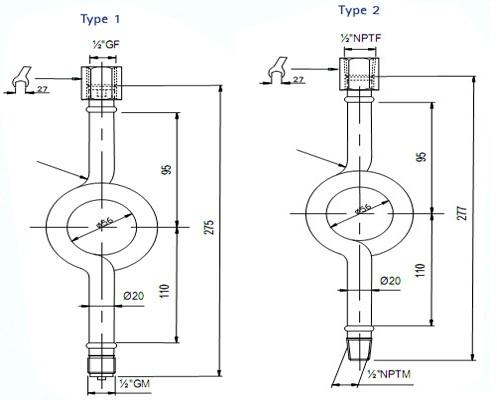 ống siphon là gì