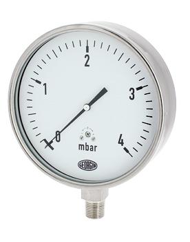 Đồng hồ áp suất thấp