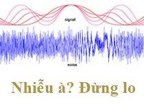 Nhiễu tín hiệu analog