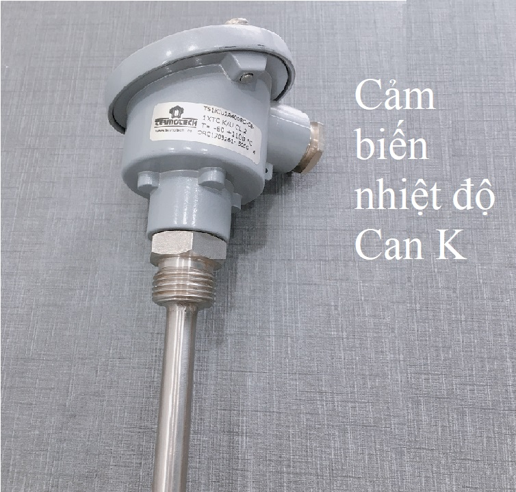 Can nhiệt K
