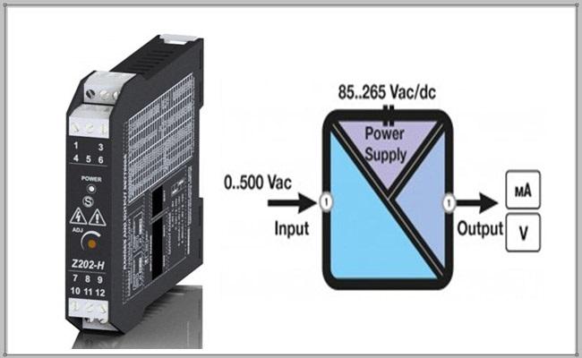 Bộ chuyển đổi dòng điện AC sang DC