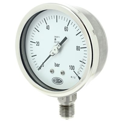Đồng hồ áp suất Georgin