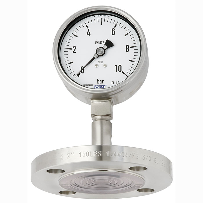 Đồng hồ áp suất WIKA
