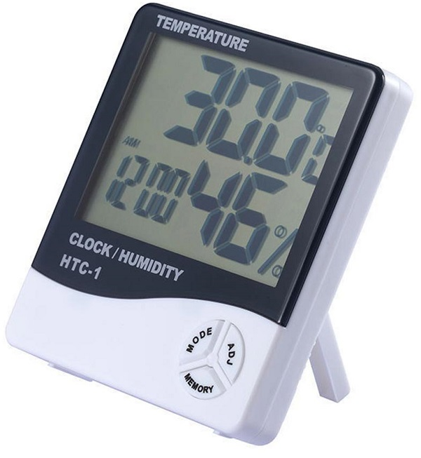 đồng hồ đo nhiệt độ phòng