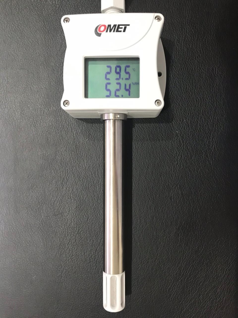 đồng hồ đo nhiệt độ và độ ẩm