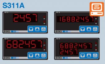 đồng hồ hiển thị đa năng Seneca S311A