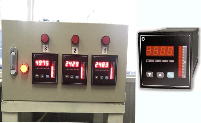 Bộ hiển thị và điều khiển mức nước