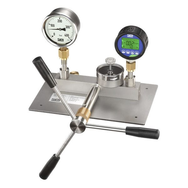 Kiểm định hiệu chuẩn đồng hồ áp suất
