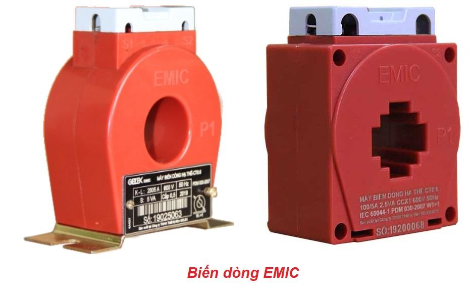 Biến dòng EMIC