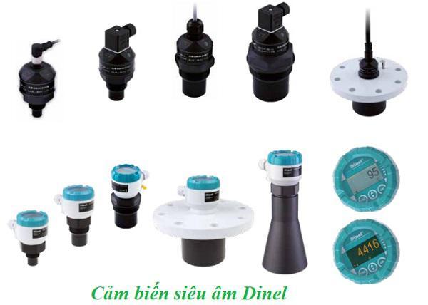 cảm biến đo mức hãng Dinel