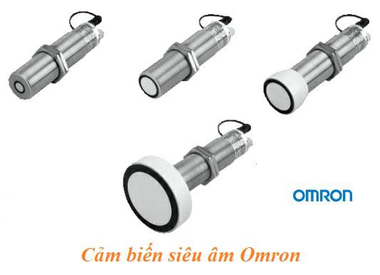 cảm biến siêu âm omron