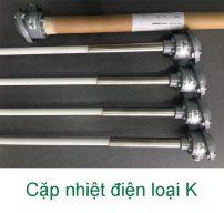 cặp nhiệt điện loại k